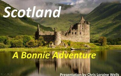 Scotland - A Bonnie Adventure DVD