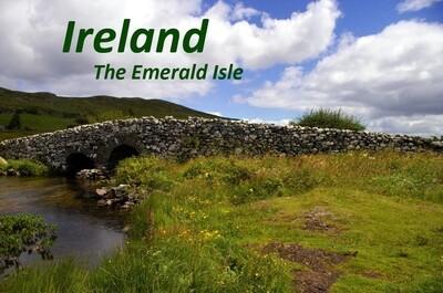 Ireland - The Emerald Isle DVD