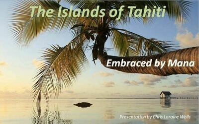 The Islands of Tahiti - Embraced by Mana DVD