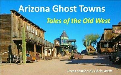 Arizona Ghost Towns - Tales of the Old West DVD