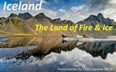 Iceland - The Land of Fire and Ice DVD