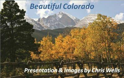 Beautiful Colorado - 144 Years Young DVD