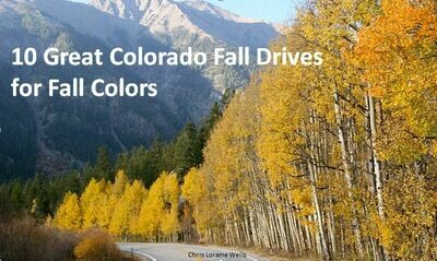 Ten Great Colorado Drives for Scenery & Color DVD