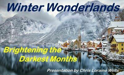 Winter Wonderlands - Brightening the Darkest Month DVD