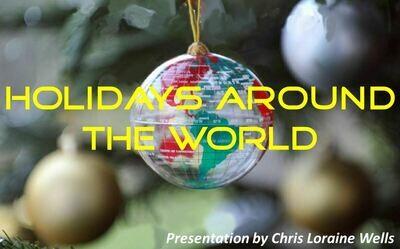 Holidays Around the World DVD