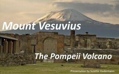 Vesuvius - The Pompeii Volcano DVD