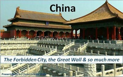 China - The Forbidden City, the Great Wall & So Much More DVD