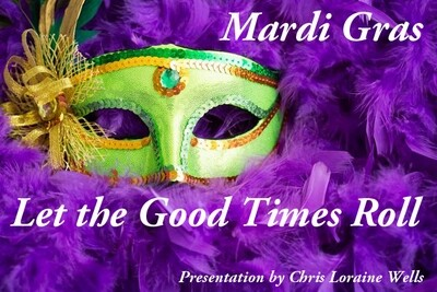 Mardi Gras - Let the Good Times Roll DVD