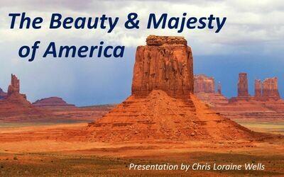 The Beauty & Majesty of America DVD