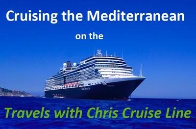 Cruising the Mediterranean DVD