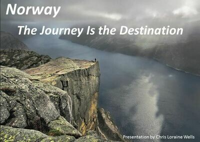 Norway - The Journey Is the Destination DVD