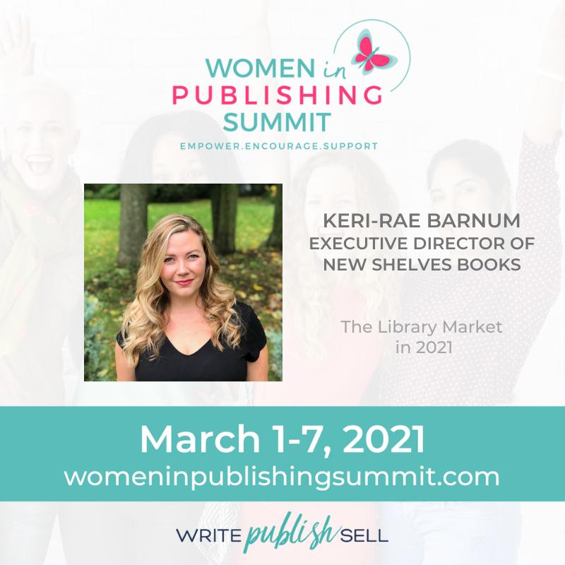 Women in Publishing Summit Goodies