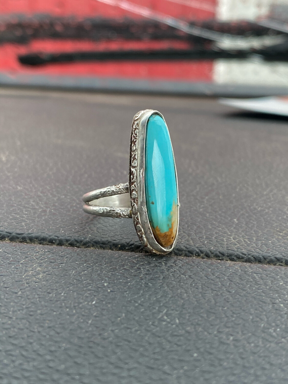 Royston Turquoise Size 8.5