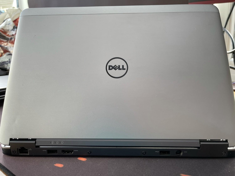 """Dell E7240 Ultra Book 12.5"""" slim laptop"""