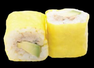 Soja Rolls Thon Cuit Avocat (6pcs)