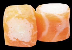Saumon Roll Cheese (6pcs)