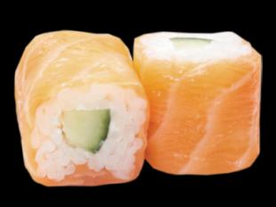 Saumon Roll Cheese Concombre (6pcs)