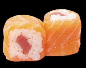 Saumon Roll Thon (6pcs)