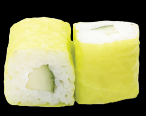 Soja Rolls Concombre Cheese (6pcs)