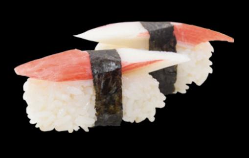 Sushi Surimi (2pcs)