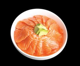 Chirashi Saumon (16pcs)