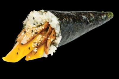 Temaki Anguille mangue (1pc)