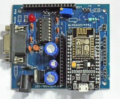 IOT BOARD - WIFI