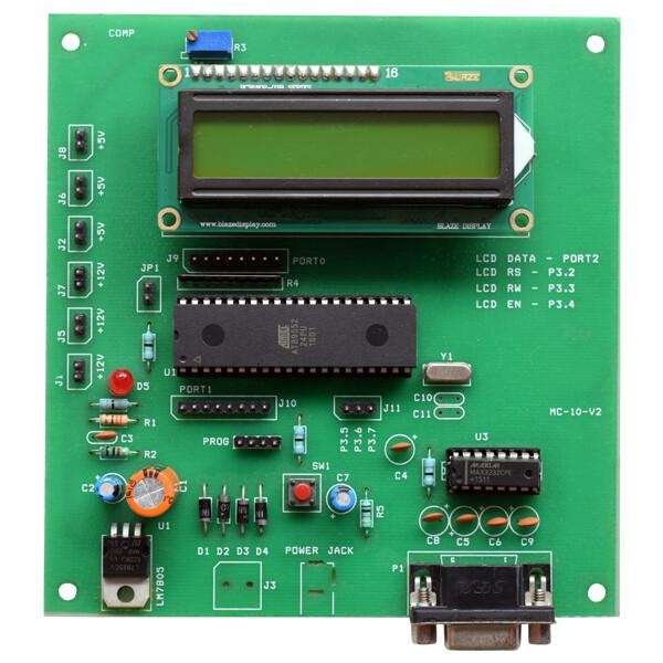 AT89S51/52 Development Board