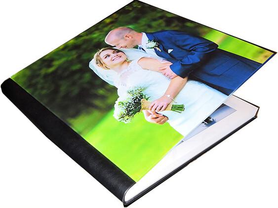"12"" x 12"" (30cm x 30cm) Professional Wedding Album (40 page)"