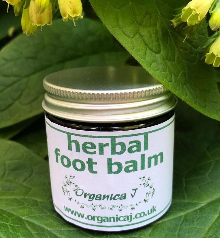 Herbal Foot Balm