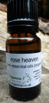Rose Heaven Essential Oil Blend