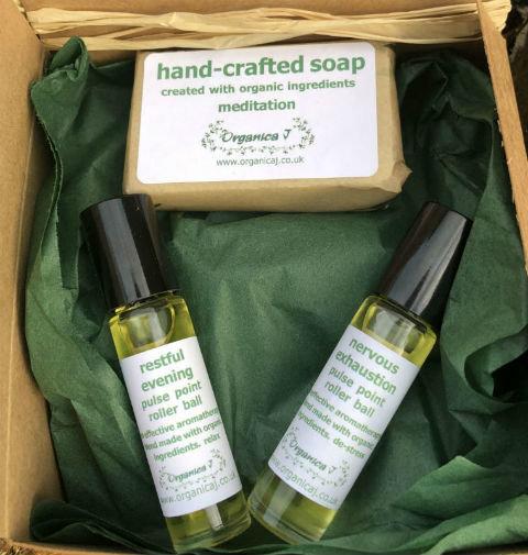 Love Organic Gift Box