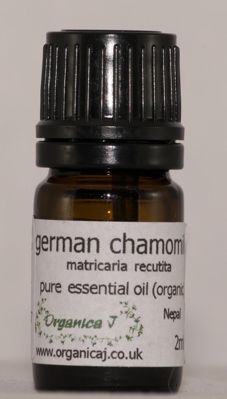 Chamomile, German (matricaria recutita)
