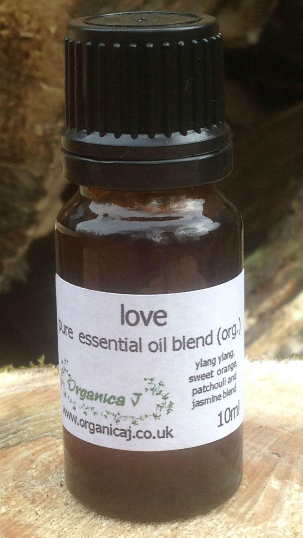 Love Essential Oil Blend