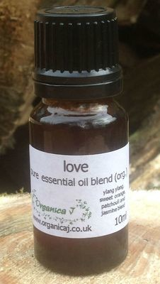 Love Essential Oil Blend