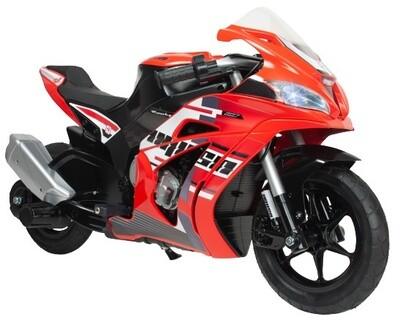 HONDA CBR Rouge 110 cm 12V Moto électrique enfant