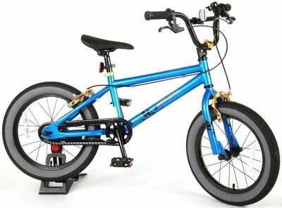 VTT Cool Rider bleu freins rétropédalage Vélo garçon 16