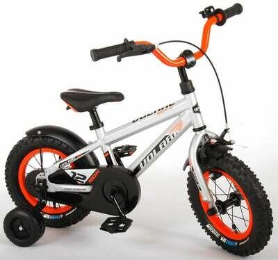VTT Rocky argent freins à rétropédalage Vélo garçon 12