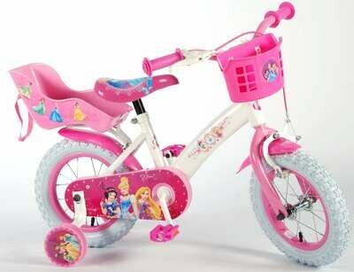Princesses Disney freins à main Vélo fille 12
