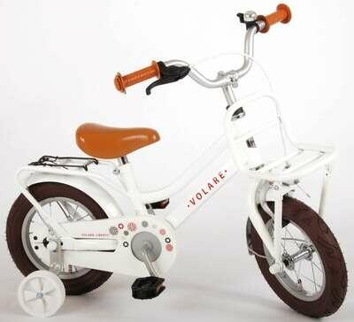 Liberty blanc freins à rétropédalage Vélo fille 12