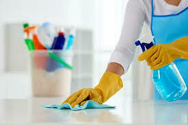 Presa appuntamenti per sanitizzazione e pulizie 10 app.