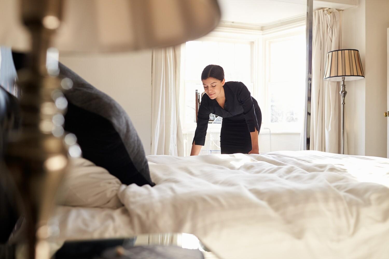 Bedroom Deep Clean