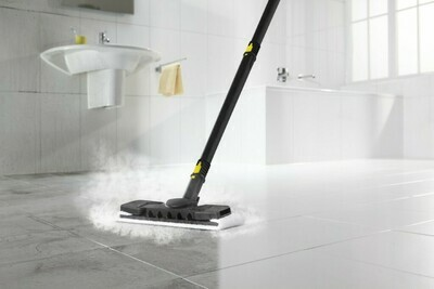 Bathroom Steam Cleaning