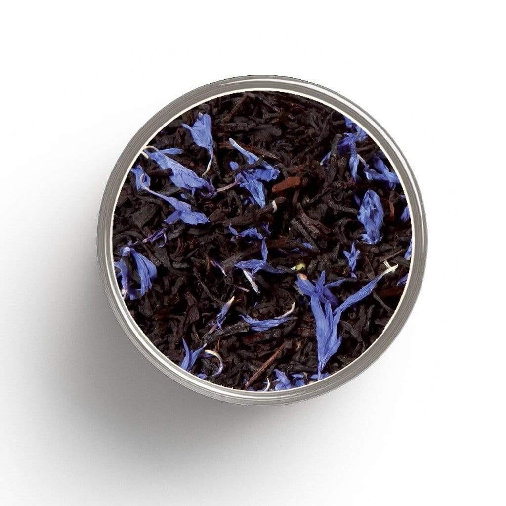 Thé noir BLUE EARL GREY bio