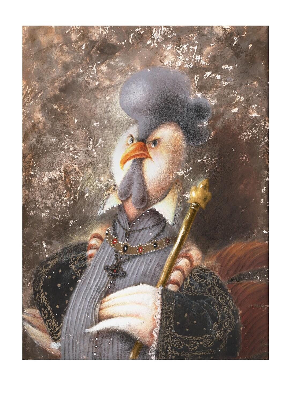 Royalty chicken 10