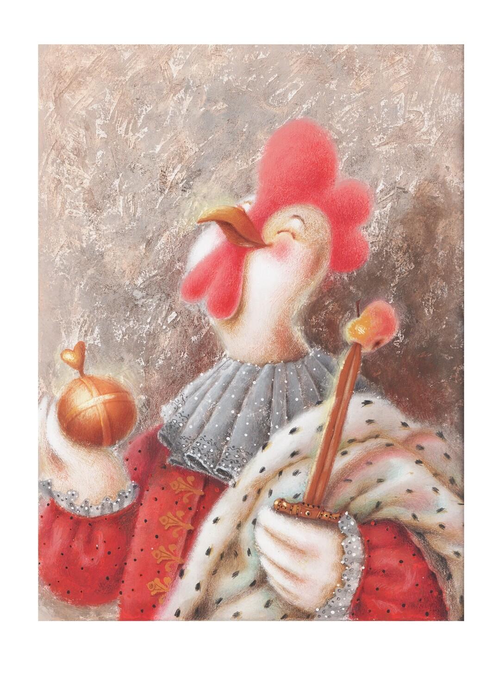 Royalty chicken 9