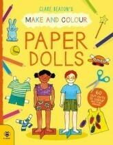 Paper Dolls Activity Book