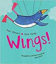 Wings by Paul Stewart and Jane Porter