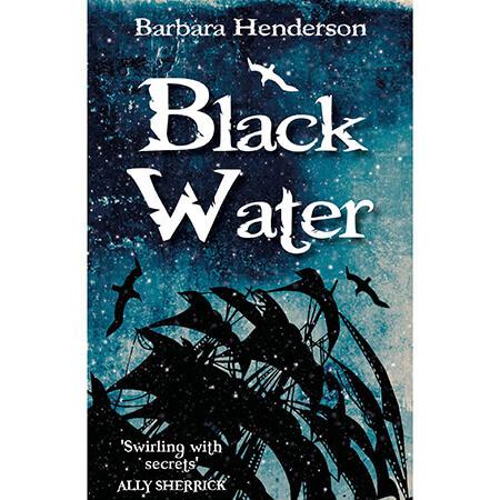 Black Water by Barbara Henderson (p80)