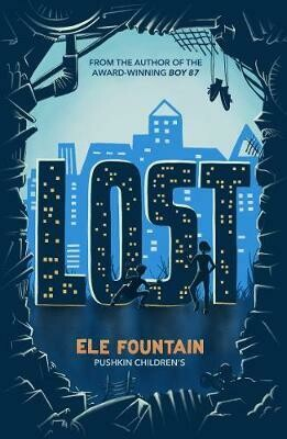 Lost by Ele Fountain (few crease marks on cover)